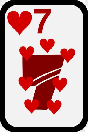 Design Hearts - Ace Of Hearts Playing Card Clip Art PNG