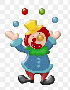 Clown - Joker Clown Circus Clip Art PNG