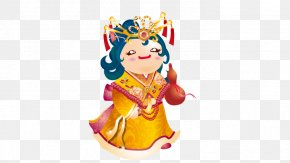 Queen Mother - Illustration PNG