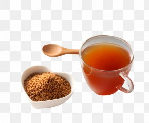 Brown Sugar Granule Brown Sugar Water Material - Juice Earl Grey Tea Brown Sugar PNG