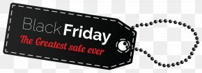 Black Friday Greatest Sale Tag Clipart Image - Black Friday Sales Cyber Monday Clip Art PNG