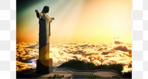 Christ The Redeemer Corcovado Art PNG