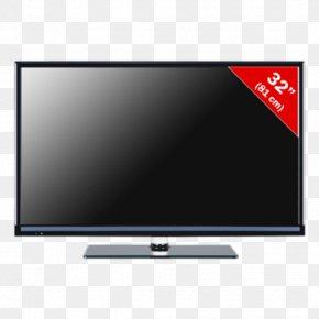 Television LED - LED-backlit LCD LCD Television Computer Monitors Television Set PNG