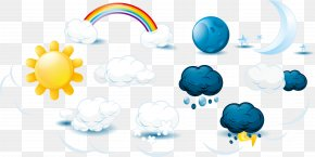Vector Weather Software - Weather Forecasting Cloud PNG
