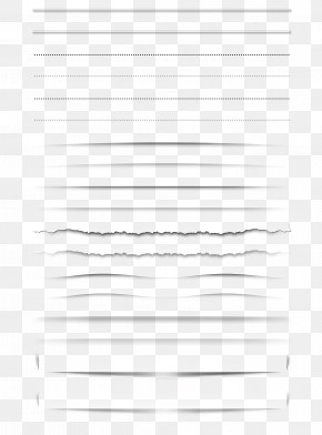 Page Useful Dividing Line Edge - Computer File PNG