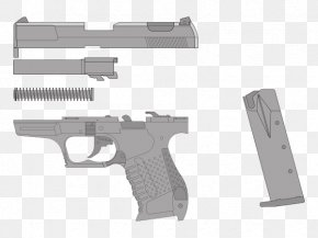 Handgun - Trigger Firearm Walther P99 Carl Walther GmbH Walther P38 PNG