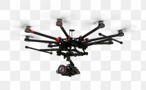 Drone Photos - DJI Unmanned Aerial Vehicle Aerial Photography Canon EOS 5D Multirotor PNG