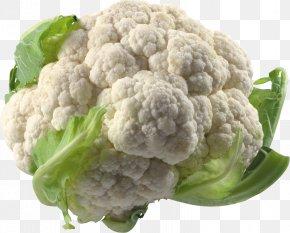 Cauliflower - Cauliflower Cabbage Broccoli Vegetable PNG