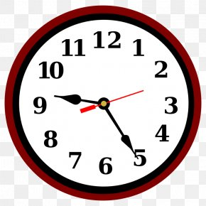 Image Of A Clock - Digital Clock Alarm Clocks Quartz Clock Time PNG