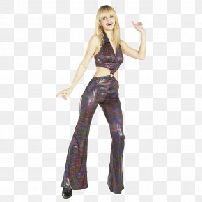 Disco Dancer - 1970s 1980s 1960s Costume Party PNG