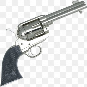 Revolver Trigger Firearm Colt Single Action Army Colt's Manufacturing Company PNG