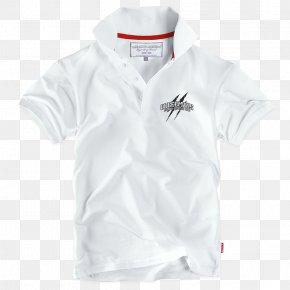 T-shirt - T-shirt White Dobermann Polo Shirt PNG