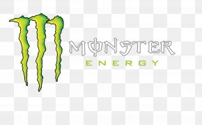 Monster Logo - Monster Energy Energy Drink Logo Decal Wallpaper PNG