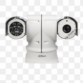 Camera - Pan–tilt–zoom Camera Closed-circuit Television IP Camera Dahua Technology PNG