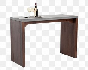 Seats In Front Of The Bar - Bedside Tables Furniture Bar Stool Chair PNG