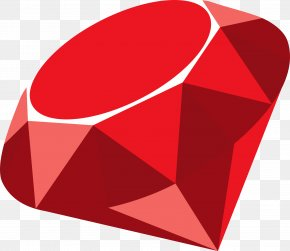 Ruby - Ruby On Rails Logo Programming Language RubyGems PNG