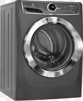 Washing Machine - Washing Machines Clothes Dryer Electrolux Home Appliance Laundry PNG