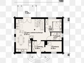 House - Floor Plan House Room Single-family Detached Home Square Meter PNG