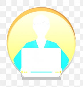 Yellow Education Icon - Student Icon User Icon Education Icon PNG