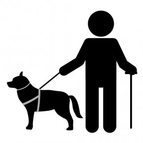 Animal Service Cliparts - American Pit Bull Terrier Guide Dog Service Dog Clip Art PNG