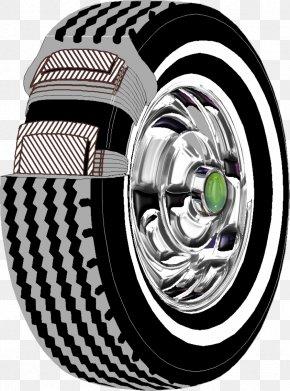 Car Wheel - Car Tire Rim Wheel Clip Art PNG