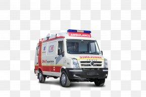 Ambulance - Force Motors Ambulance Emergency PNG