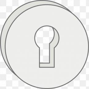 Cliparts Locked Files - Key Pin Tumbler Lock Clip Art PNG