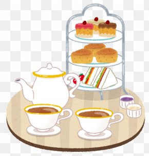 Tea Time - Tea Cafe Bakery Pancake PNG