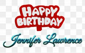Jennifer Lawrence - Birthday Cake Wish Gift PNG