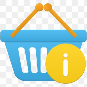 Shopping Basket Info - Area Text Brand Material PNG
