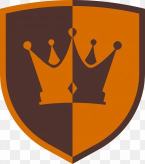 Crown Shield Design - Shield Icon PNG