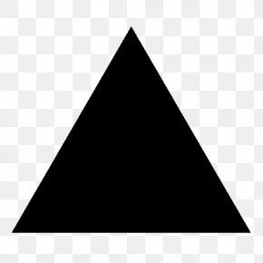 TRIANGLE - Sierpinski Triangle Silhouette Clip Art PNG