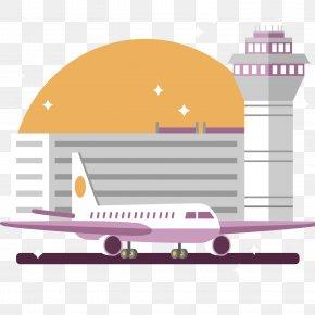 Airport Logo PNG