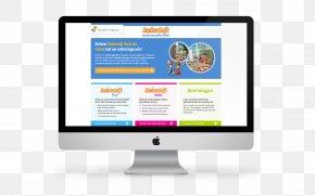 Web Design - Responsive Web Design Website Page Layout PNG