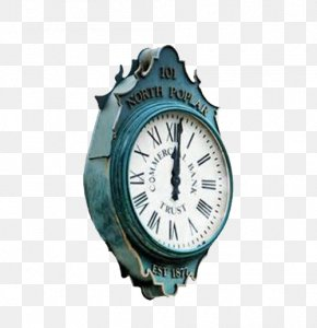 Clock Material - Clock Timer New Year Clip Art PNG