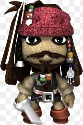 Pirates Of The Caribbean - Pirates Of The Caribbean Piracy LittleBigPlanet The Commander PNG