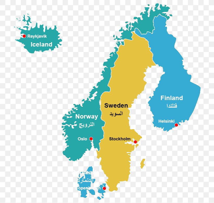 Sweden Map Iron Curtain Cold War Eurozone, PNG, 743x781px ...