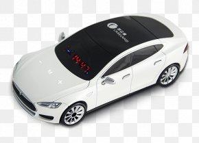 Car Clock - Mid-size Car Automotive Design Car Model PNG