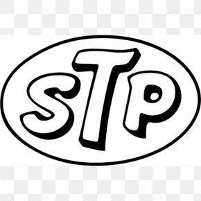 Decal - STP Car Decal Sticker Logo PNG