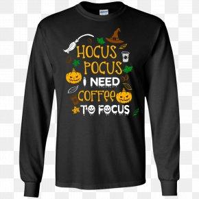 T-shirt - T-shirt Hoodie Sleeve Sweater Christmas Jumper PNG