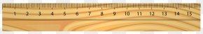 Wooden Ruler Transparent Vector Clipart - Vidia Clip Art PNG