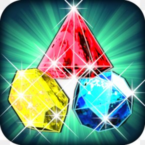 Purplish Blue Color Diamond Triangle - Wedding Dress Up Games Photography Video Game PNG