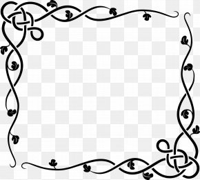 Cute Borders Microsoft Word - Clip Art Openclipart Vector Graphics Free Content Borders And Frames PNG