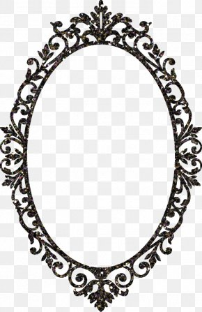Classic Mirror Frame - Picture Frame Stock Photography Ornament Clip Art PNG