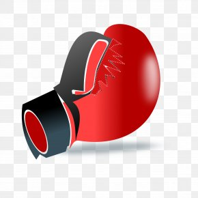 Boxing - Clip Art Boxing Glove PNG