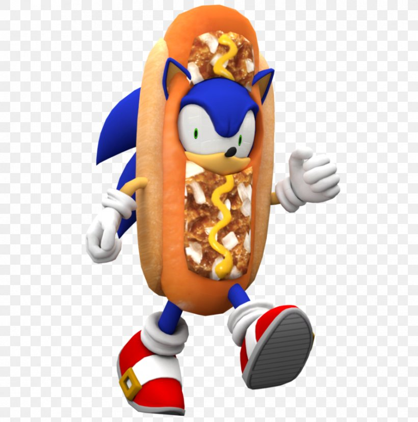 Sonic The Hedgehog Chili Dog Hot Dog Sonic Drive In Png 889x899px Sonic The Hedgehog Action