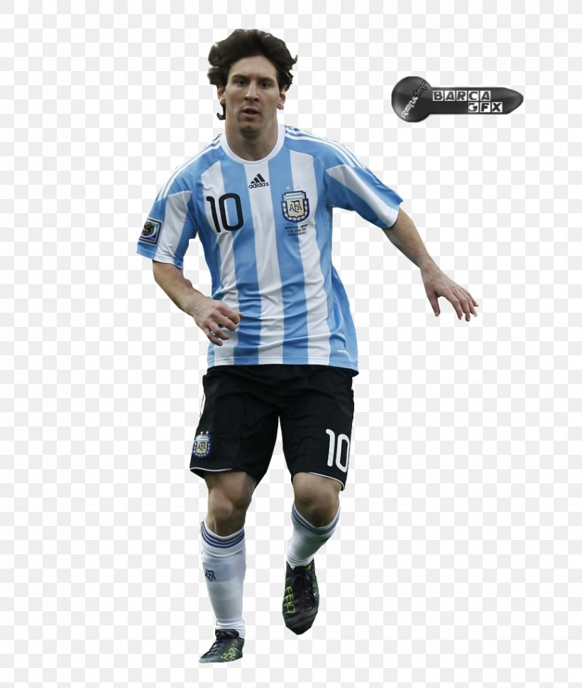 Argentina National Football Team Football Player FC Barcelona Spain FIFA World Cup, PNG, 866x1023px, Argentina National Football Team, Ball, Baseball Equipment, Blue, Clothing Download Free