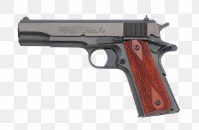 Handgun - First World War M1911 Pistol Firearm Semi-automatic Pistol PNG