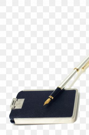 Pen And Book - Office Supplies Pen Notebook Cargo PNG