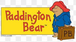 Bear - Paddington Bear Please Look After This Bear Clip Art PNG